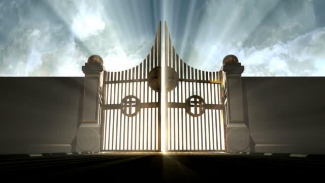 heavens gates opening video