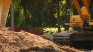 Heavy Construction Equipment video