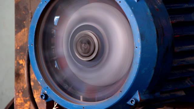 Heavy industry - Electric motor video