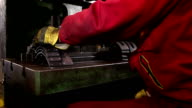 Heavy industry - Press Brake video