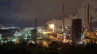 TIME LAPSE: Heavy Industry video
