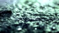 Heavy Rain (Super Slow Motion) video