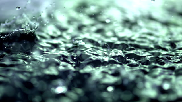Heavy Rain (Super Slow Motion) video