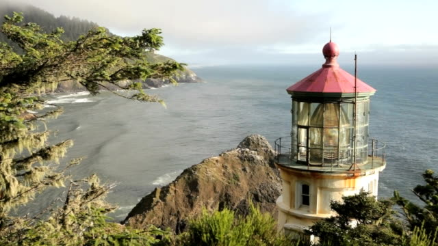Heceta Head Lighthouse video