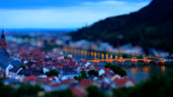 Heidelberg - Day to Night video