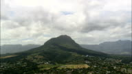 Helderberg Nature Reserve - Aerial View - Western Cape,  City of Cape Town,  South Africa video