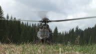 HD: Helicopter Landing video
