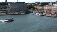 Helsinki harbour video