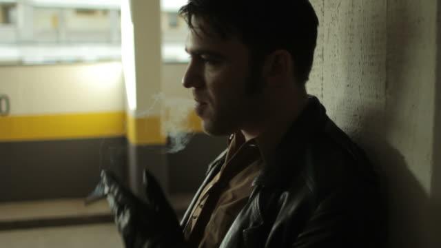 Henchman smoking video