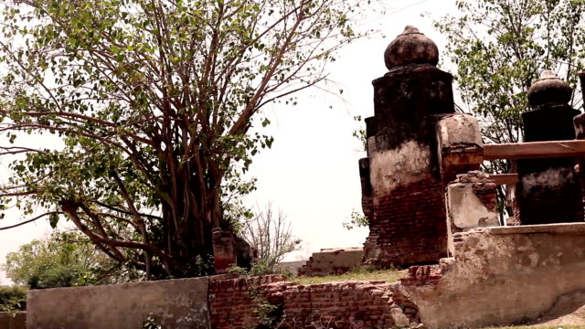 Heritage old disreputable architecture video