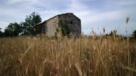 Hermitage on the mountain, in Italy video