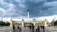 Heroes Square, Budapest, Hungary video