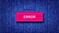 Hex code with an error video