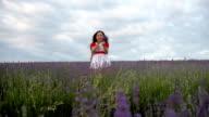 Hid in lavender video