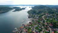 High above the fjords of Telemark video