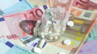High cost of health care - 2 views video