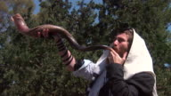 High Holiday Shofar video