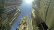 High rise buildings video