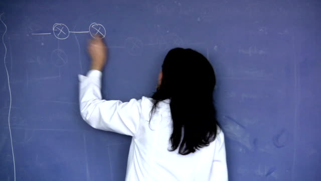 High school physics class video