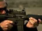 HIgh Speed Camera - M16 Rifle video