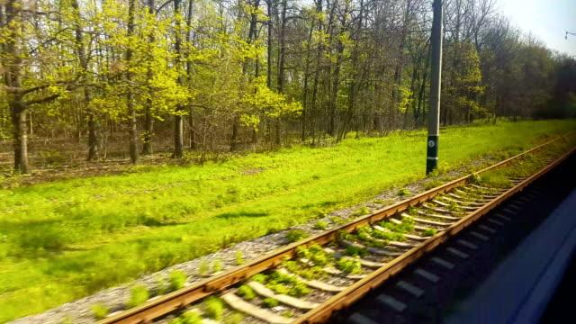 High speed railway video