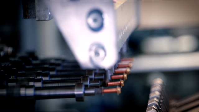 High Tech Production Line, Winding Coils video