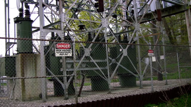 High voltage electrical video