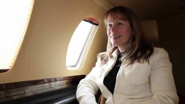 Highflying Executive Woman video