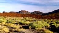 Highland landscape. video