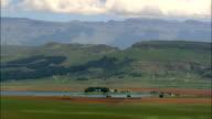 Highmoor Game Reserve  - Aerial View - KwaZulu-Natal,  uThukela District Municipality,  Imbabazane,  South Africa video