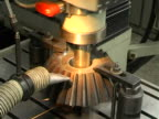 high-tech manufacture of parts video