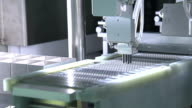 HighTech Production line video