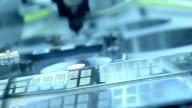 High-Tech production Line video