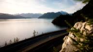 Highway 99 Sea to Sky Highway video