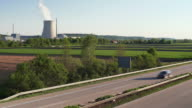Highway in Front of Nuclear Power Station (4:2:2@100 Mb/s) video
