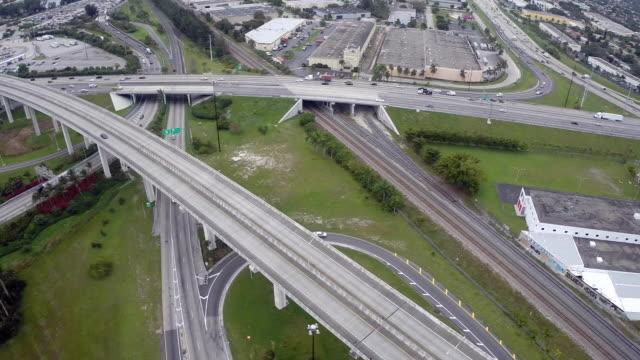 Highway Interchange video