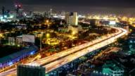 Highway Night City video