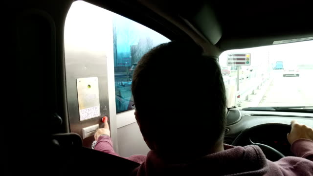 Highway Toll Booth video