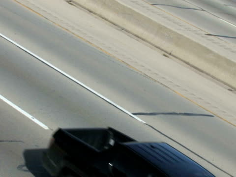 Highway Traffic, Canted Angle video