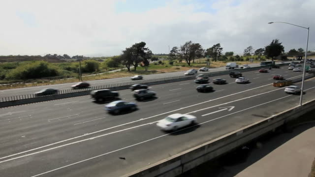 Highway Traffic (HD) video