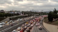 HD: Highway Traffic video