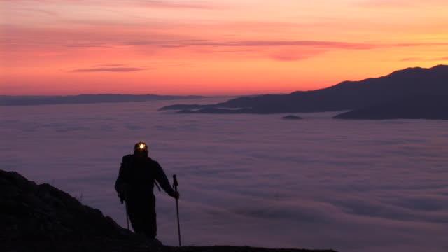 HD: Hiker video
