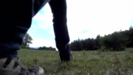 Hiking Boot video