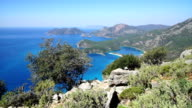 Hiking on Ancient Lycian Way. video