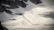 Hiking on the Glacier of Marmolada video