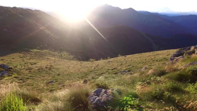 hiking, walking, trekking outdoors video