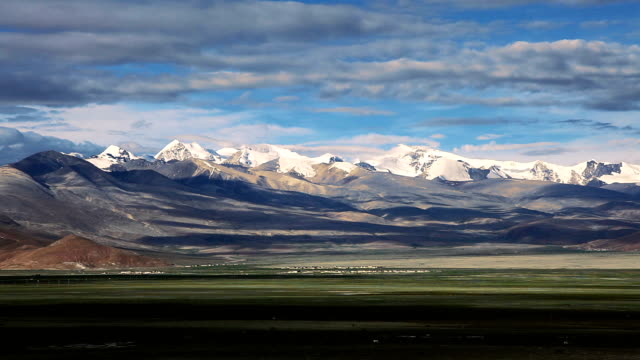 Himalayas and Tibetan Plateau video