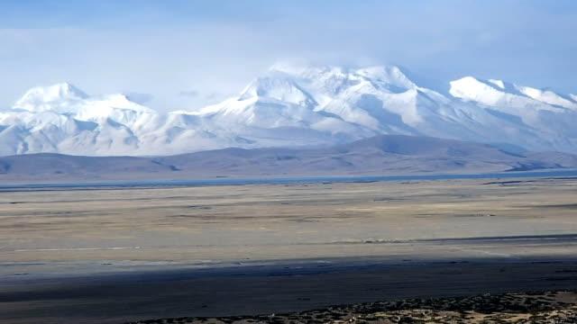 Himalayas, Gurla Mandhata peak (7,694 m) video