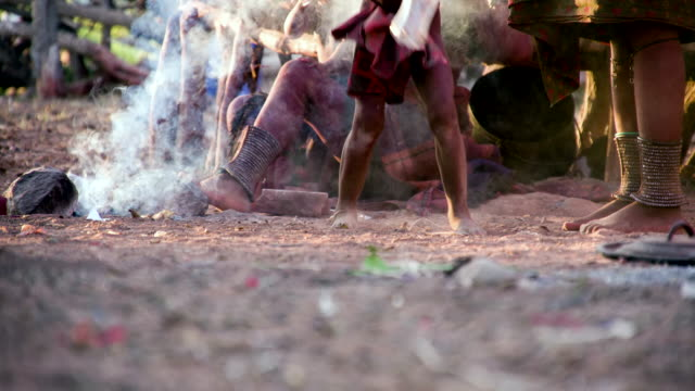 LA Himba Village video
