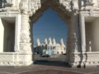 Hindu Temple Tilt video